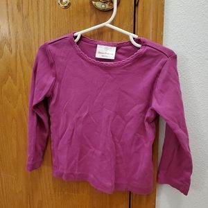 Hanna long sleeve tee size 90